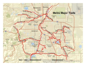 Metro Major Trails 2013