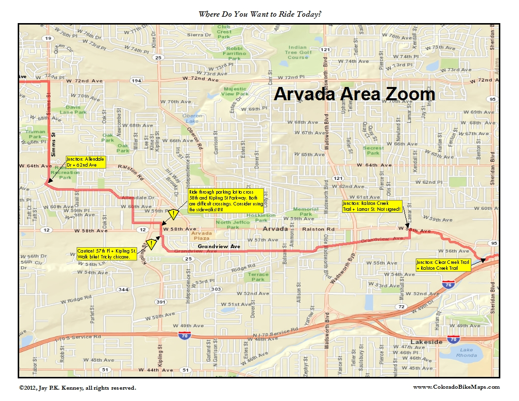 Arvada Reservoir coloradobikemaps