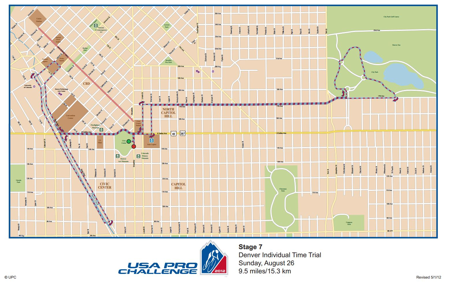Stage 7 Denver Time Trial « coloradobikemaps