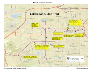 Lakewood Gulch Trail