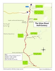 Silver Road Half Century