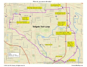 Tollgate Creek Loop